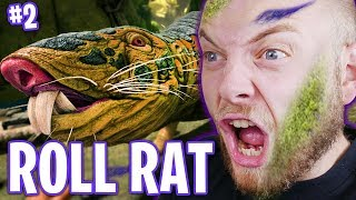 Ark: ABERRATION! - TAMING A ROLL RAT!! [#2] |Aberration Gameplay|