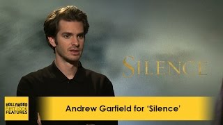 Andrew Garfield Shares Surprising Experience: SILENCE (2016)