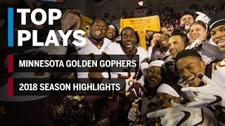 2018 Season Highlights: Minnesota Golden Gophers | Big Ten Football
