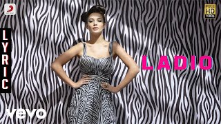 I - Ladio Lyric | A.R. Rahman | Vikram | Shankar