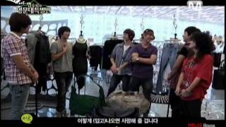 [Vietsub] Celebrities Go To School with MBLAQ and Kim Soo Ro - Ep 3 Part 2/4