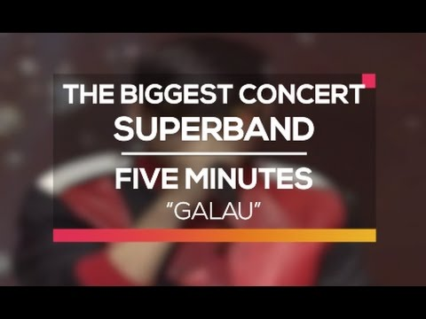 Five Minutes - Galau (The Biggest Concert Super Band) mp3