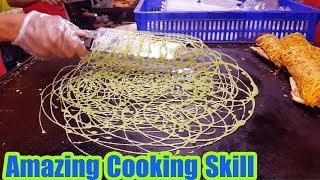Street Food Vietnam - Amazing Cooking Skill SPRING ROLL Artisans