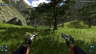 Serious Sam HD: The Second Encounter Playthrough (Part 1) Palenque - Sierra de Chiapas [1/3]