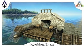 ARK IronMine Ep02: PVE Raft Base   The N... 2 Years Ago