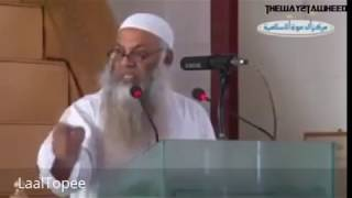 Pakistan was founded on lies, not Islam. Pakistani Maulvi