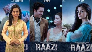 Raazi Movie Review by Tasneem Rahim of Showbiz India TV
