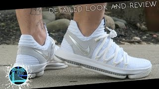 Nike KD10 | Detailed Look and Review