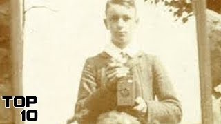 Top 10 Oldest Selfies Of All Time