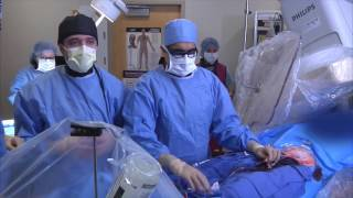 Watch a Transcatheter Aortic Valve Procedure