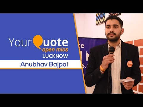 Xxx Mp4 Deewarein Dhong By Anubhav Bajpai Hindi Poetry YQ Lucknow Open Mic 6 3gp Sex
