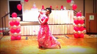 Deewani Mastani Dance Performance(Nithya's 21st Birthday)
