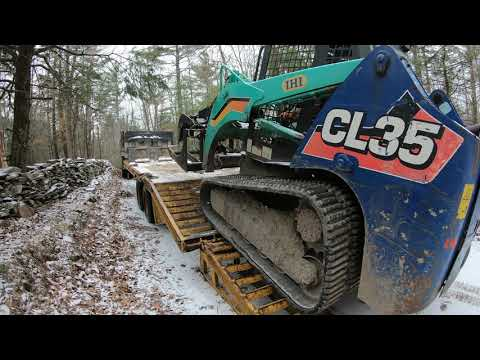 Buying a new skid steer