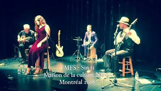 The Melodic Flat Sharps - Sin Ti - Maison de la Culture NDG