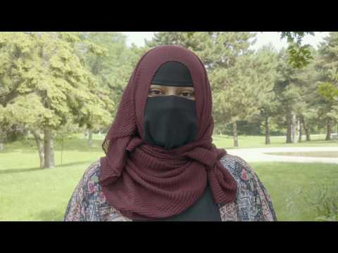 I wear a niqab:  'It is my choice, that's the point of being a feminist:'