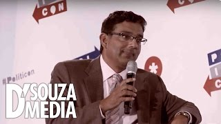 Dinesh D'Souza Destroys The Young Turks Host Cenk Uygur At Politicon 2016
