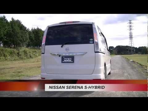 NISSAN SERENA S HYBRID HKS LEGAMAX Premium
