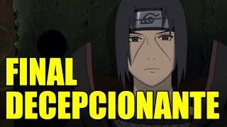 Naruto Shippuden ep. 458 - FINAL DECEPCIONANTE [Revisão]