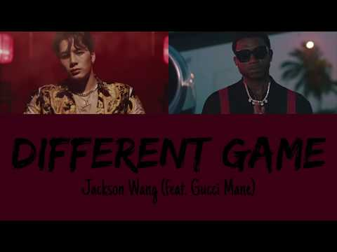Download Jackson Wang - Different Game (feat. Gucci Mane) Lyrics
