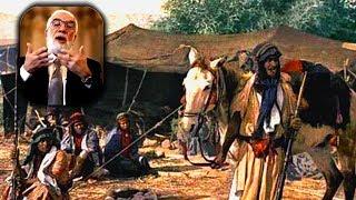 قصة الاعرابى الذى اغلق عمر بن الخطاب فمه عندما تحدث للنبى محمد عليه الصلاة والسلام