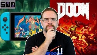 More Evidence For Pokemon Switch Releasing In 2018 And Is Bethesda Teasing A Doom 2? | News Wave