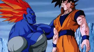 Dragon Ball Z Android 13 vs vegeta and guko