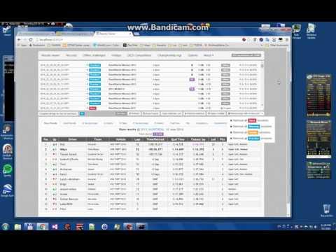 rFactor 2 Log analyzer bemutato