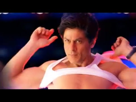 Shahrukh Khan To Go Naked - WATCH VIDEO