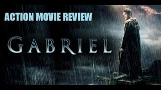 GABRIEL ( 2007 Andy Whitfield ) Action Movie Review