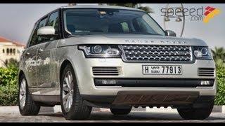 Range Rover - رينج روفر
