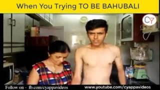 Bahubali dubing video