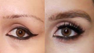 HOW TO GROW EYEBROWS FAST! (DIY)