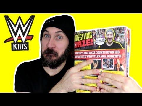 Xxx Mp4 WWE KIDS Magazine REVIEW 3gp Sex
