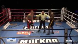 Mairis Briedis vs Olenrewaju Durodola highlights