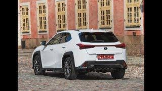 سعر لكزس UX 2019 السيارة الشبابية الجديدة كلياً