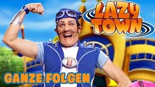 Lazy Town Deutsch | Der geklaute Kuchen | Staffel 1 Ganze Folgen