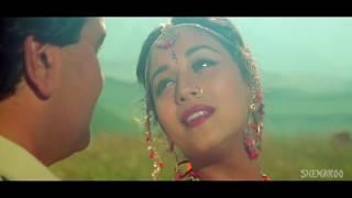 Dil Dene Ki Ruth Aayi   Madhuri Dixit   Rishi Kapoor HD1080 Prem Granth   Alka Yagnik   Vinod Rathod