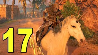 Assassin's Creed Origins - Part 17 - GOT A UNICORN 😂