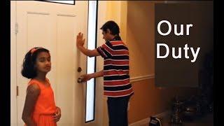 Telugu Short Film - Our Duty