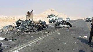 احصائية مرعبة السعودية الأولى عالمياً في الحوادث