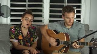 Jaida and Sean - The Strokes - Reptilia Acoustic