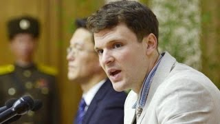 Otto Warmbier, who recently returned to U.S. from North Korea, dies