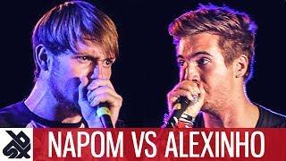 NAPOM vs ALEXINHO | WBC 7ToSmoke Battle | Battle 1