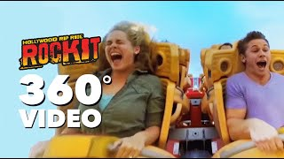 Hollywood Rip Ride Rockit | Universal 360°Attractions