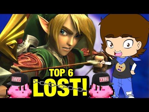 Top 6 CANCELLED Nintendo Games &