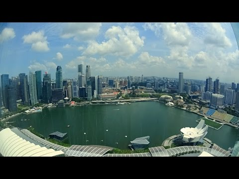 Singapore s most insanely luxurious suite at the Marina Bay Sands