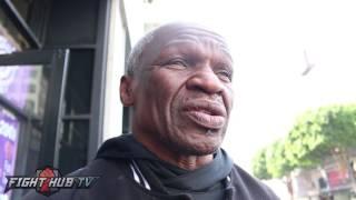 Floyd Mayweather Sr on Canelo vs Chavez Jr