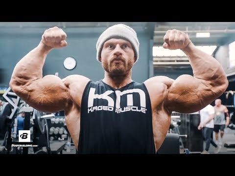 Xxx Mp4 How An IFBB Pro Bodybuilder Supplements James Hollingshead 3gp Sex