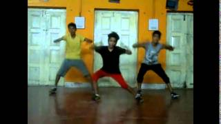 Whistle Baja - Heropanti mighty dance academy choreography by shailendra singh
