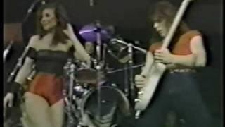 LEE AARON LIVE 1983